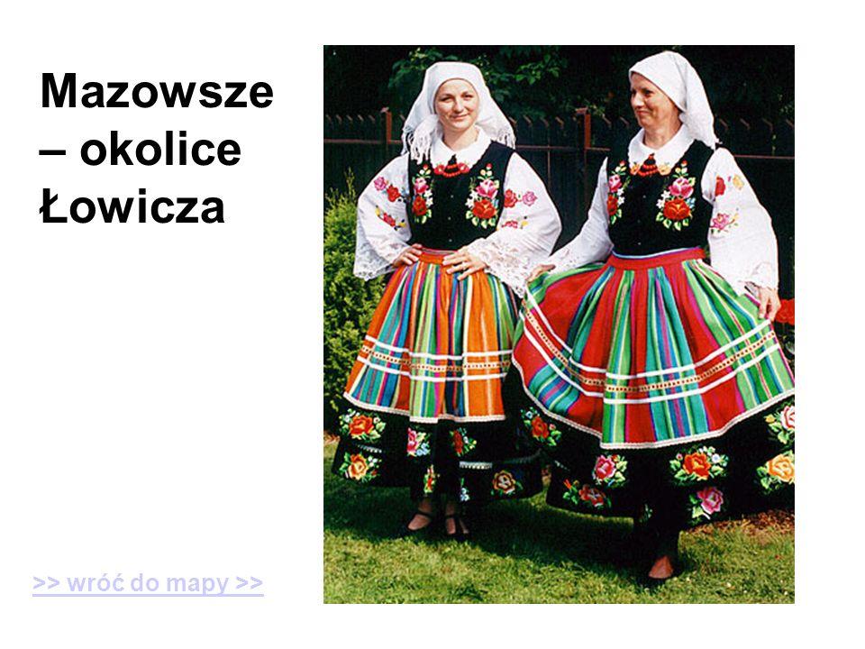 Mazowsze – okolice Łowicza >> wróć do mapy >>