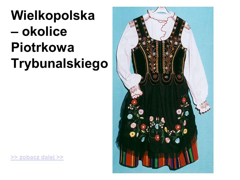 Wielkopolska – okolice Piotrkowa Trybunalskiego >> zobacz dalej >>
