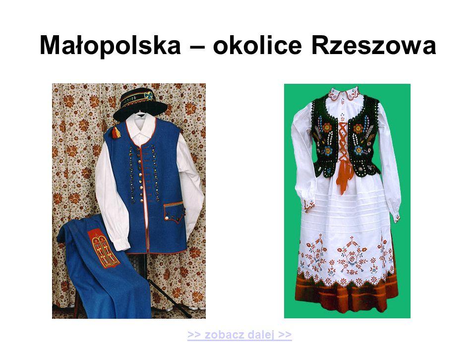 Małopolska – okolice Rzeszowa >> zobacz dalej >>