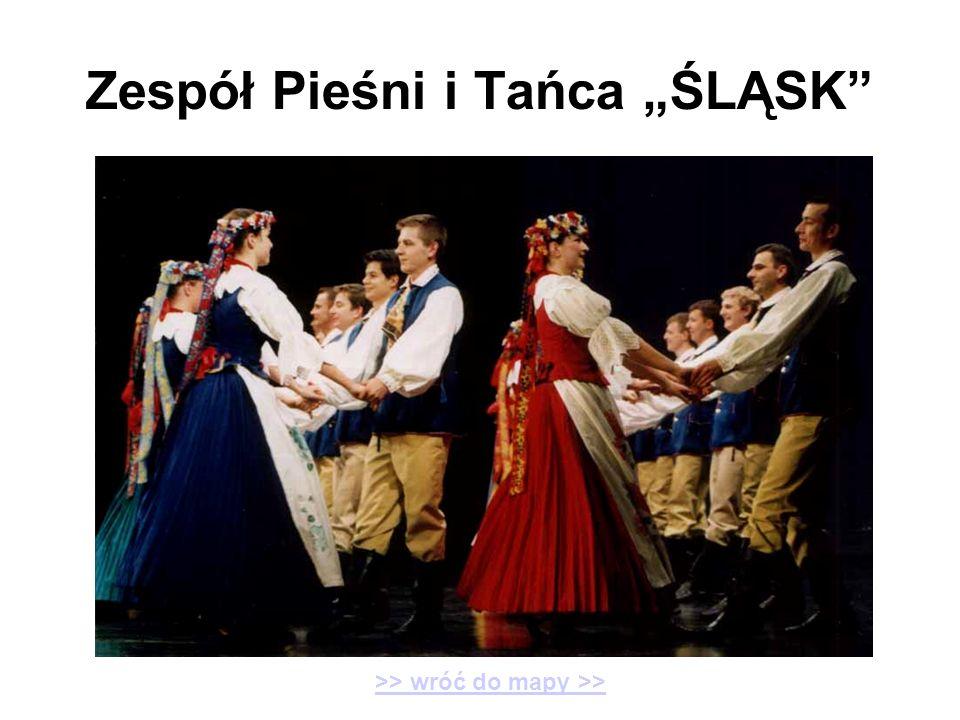 Zespół Pieśni i Tańca ŚLĄSK >> wróć do mapy >>