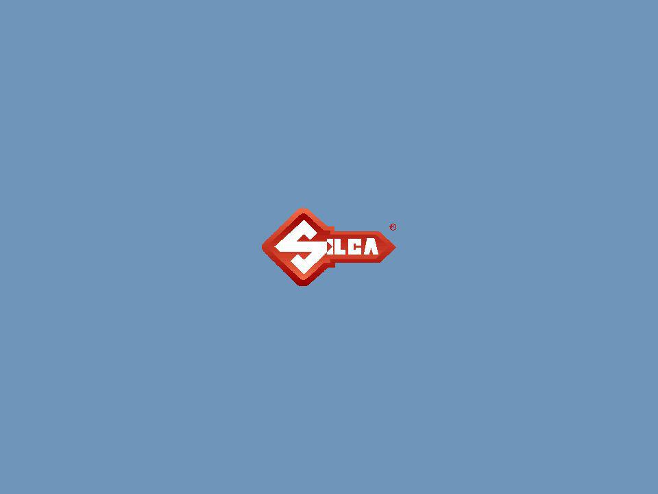 Copyright Silca S.p.A.2003 Dziękujemy SILCA S.p.A.