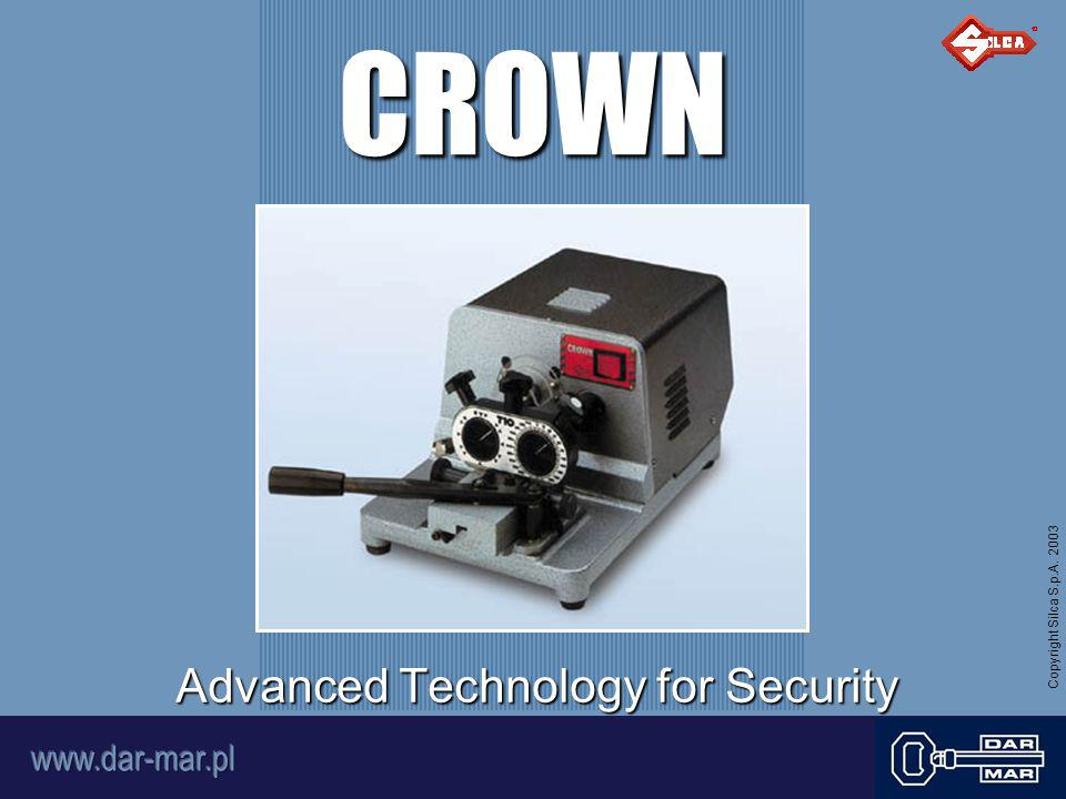 Advanced Technology for Security CROWN