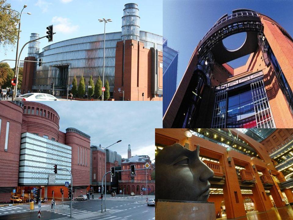 Grażyna Kulczyk długo nosiła się z zamiarem wybudowania w Poznaniu kompleksowego centrum handlowo-usługowego i kulturowego. W grudniu 1998 roku należą