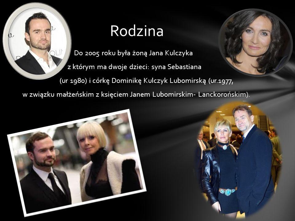 Grażyna Kulczyk przez wiele lat pojawiała się na liście 100 Najbogatszych Polaków tygodnika Wprost. Początkowo, jako współwłaścicielka majątku męża, a