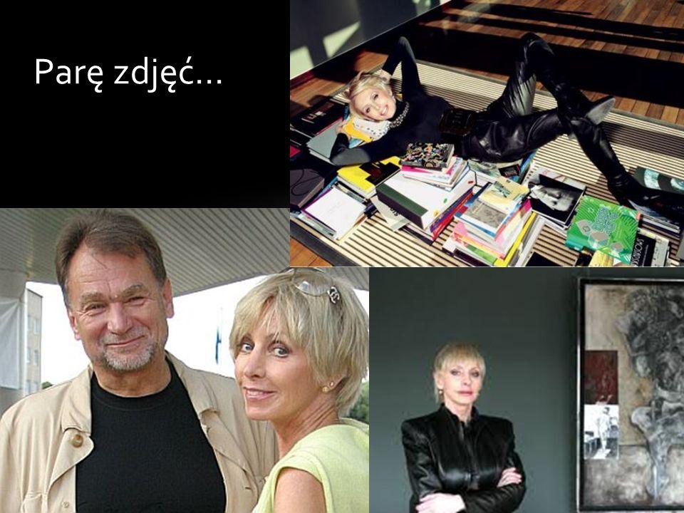 Do 2005 roku była żoną Jana Kulczyka z którym ma dwoje dzieci: syna Sebastiana (ur 1980) i córkę Dominikę Kulczyk Lubomirską (ur.1977, w związku małże