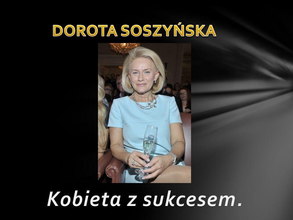 Wraz z mężem wprowadziła do Polski kilka międzynarodowych korporacji, m.in. Batę. Obecnie prowadzi 8 firm zajmujących się handlem i budownictwem. Na l
