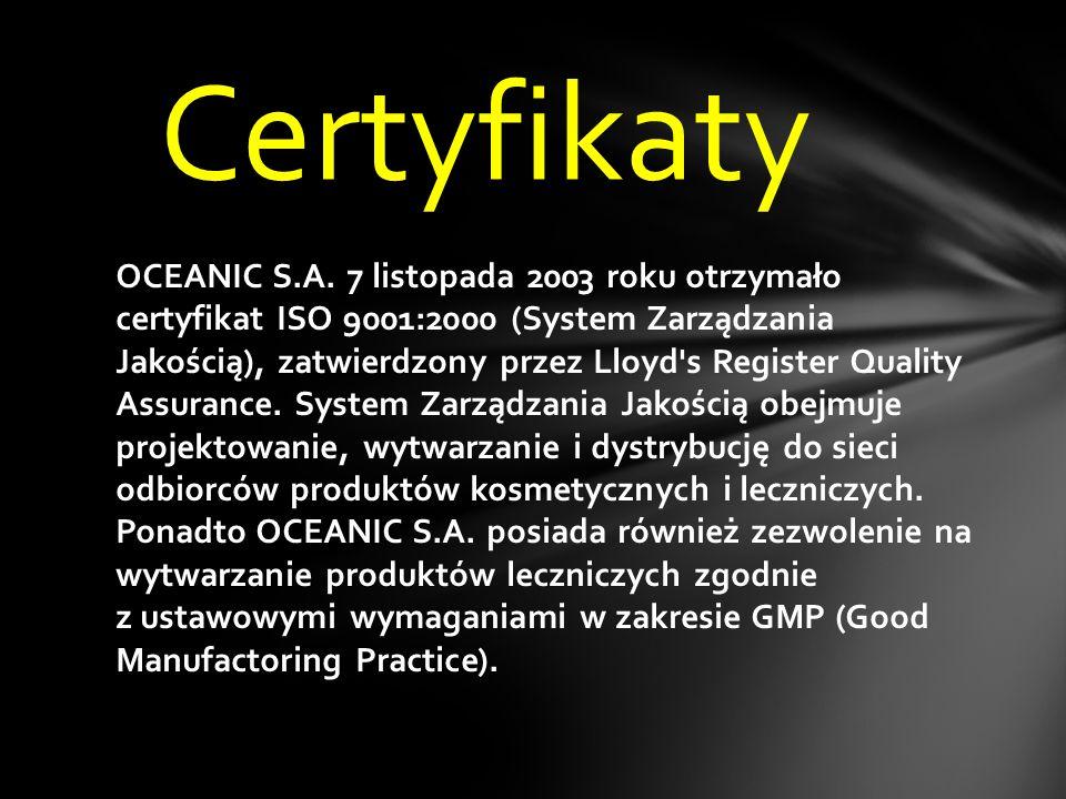Najlepszy Kosmetyk Naturalny 2012 Produkt Roku 2012 Świat Farmacji Złoty OTIS 2012 Hit Kosmetyczny 2011 Nagroda Superbrands 2012 Nagrody