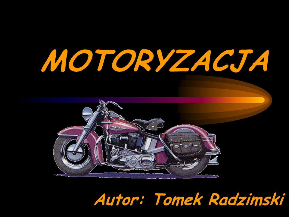 Kymco, a właściwie Kwang Yang Motor Co, Ltd - tajwański producent skuterów i motocykli.