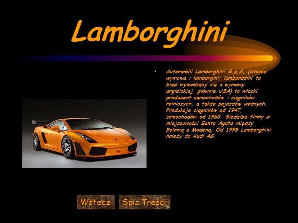 Porsche to marka sportowych samochodów osobowych produkowanych przez niemiecką firmę Dr. Ing. h. c. F. Porsche AG. Porsche jest najmniejszą niezależną