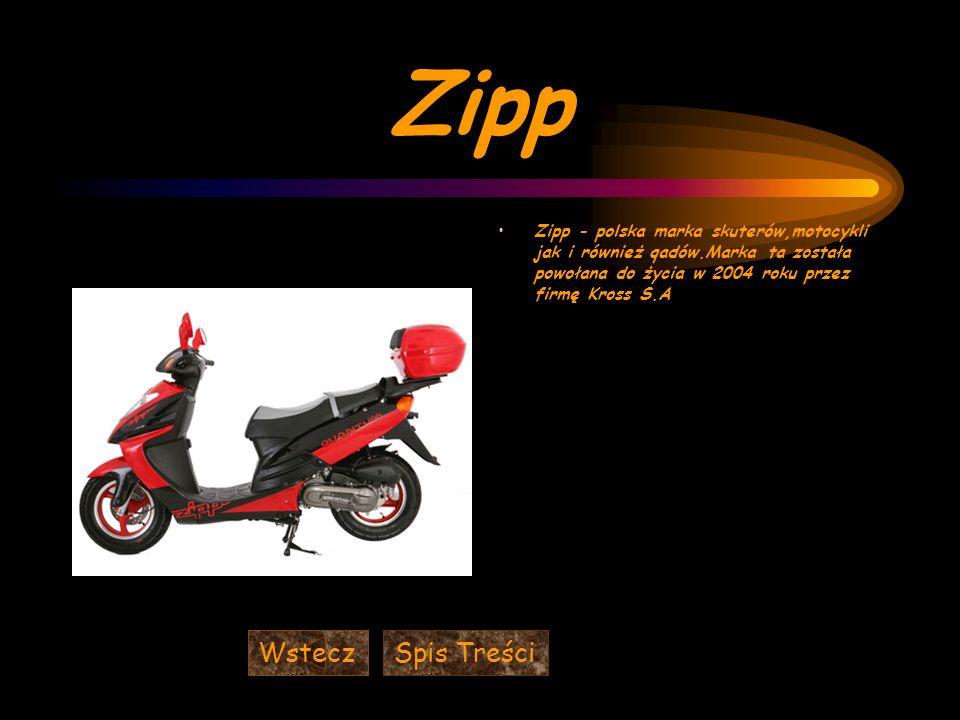 Kymco, a właściwie Kwang Yang Motor Co, Ltd - tajwański producent skuterów i motocykli. Hasło reklamowe promujące markę: