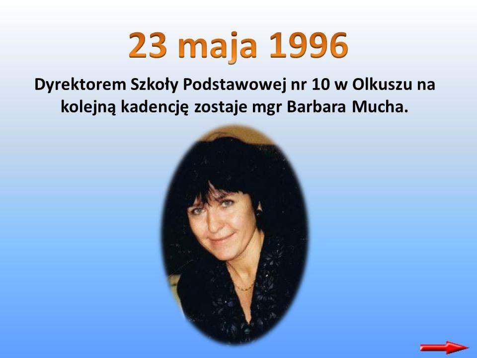 W ogólnopolskich eliminacjach piosenki dziecięcej Włocławek, Konin 95. Naszą szkołę reprezentowała uczennica klasy 5 b Ola Gołuzd Uczennicę przygotowy