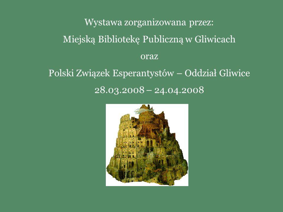 Esperanto dorobkiem kultury polskiej
