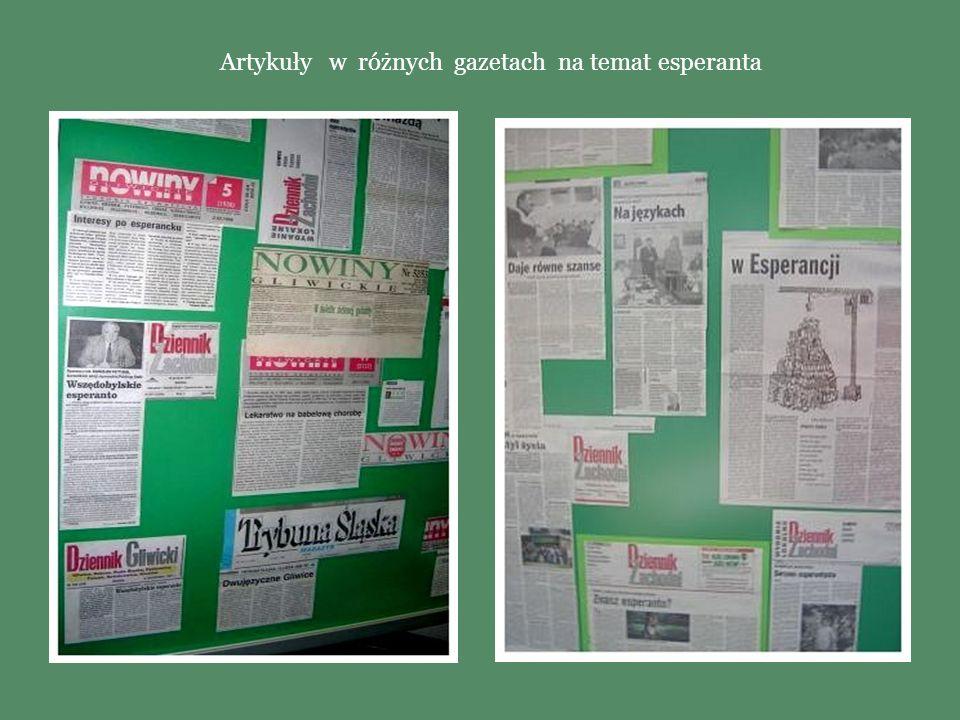 Sławni esperantyści