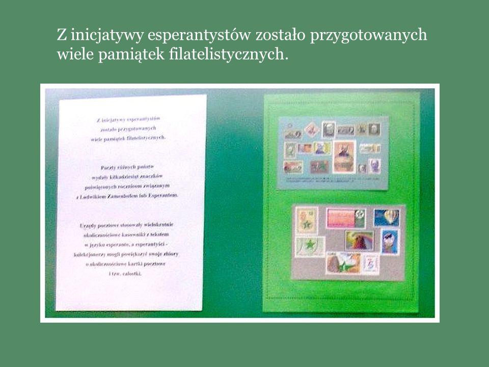 100-lecie urodzin Ludwika Zamenhofa Warszawa 100-lecie esperanta w Sosnowcu Sosnowiec - 2002 Medale