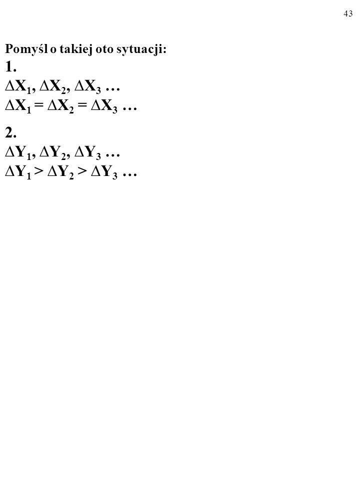 42 KRAŃCOWA STOPA SUBSTYTUCJI Y 1 /X 1