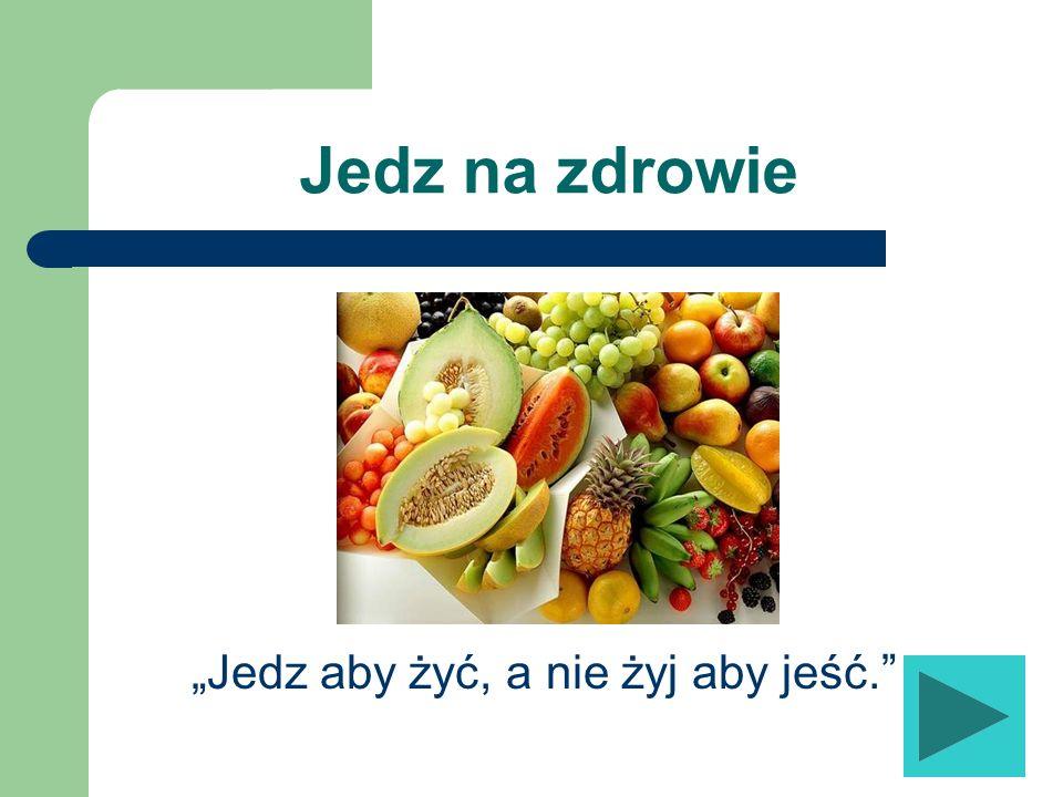 Źródła błonnika Produkty zbożowe- grube kasze, płatki zbożowe, otręby, mąka niskiego przemiału i jej przetwory Warzywa- nasiona roślin strączkowych, kapusty, korzeniowe, kalafior, rzepa Owoce- drobnopestkowe, owoce suszone, orzechy, śliwki, żurawiny, jabłka, gruszki, cytryny, morele