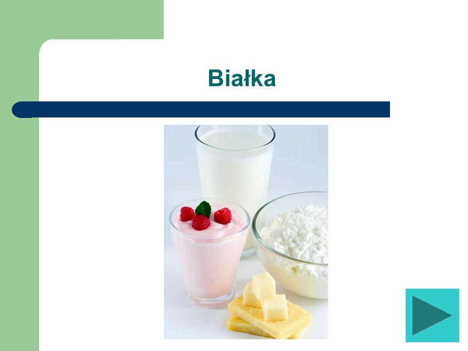 Białka są podstawowym budulcem komórek, tkanek i narządów.