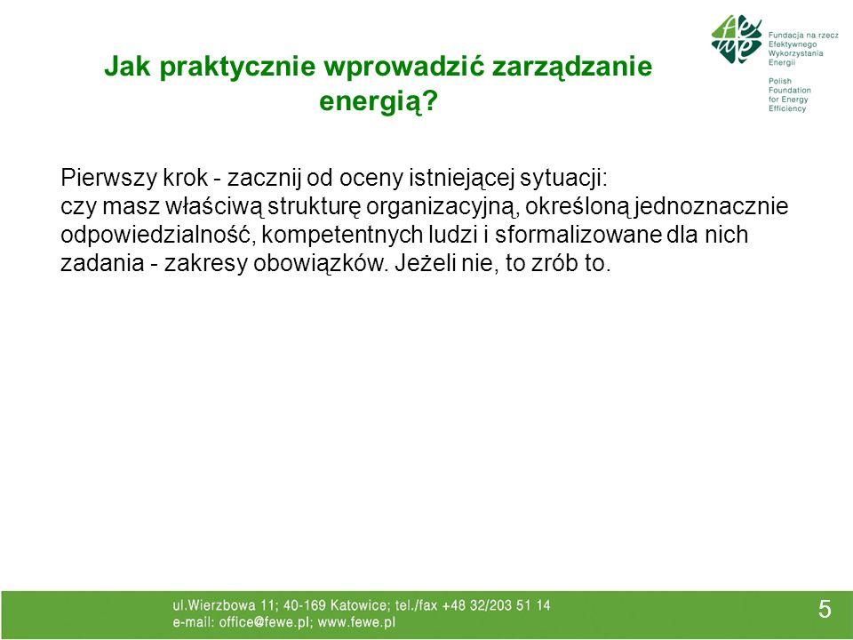 Dyrektywy w zakresie EE 26 2002/91/WE w sprawie charakterystyki energetycznej budynków 2006/32/WE w sprawie efektywności końcowego wykorzystania energii i usług energetycznych
