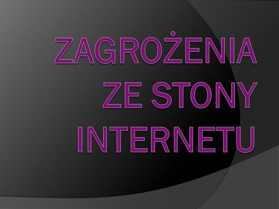 Internet To źródło stworzone do komunikacji między ludźmi.