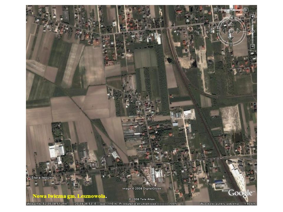 LADNA (CZ) 450 domów, 10d/ha