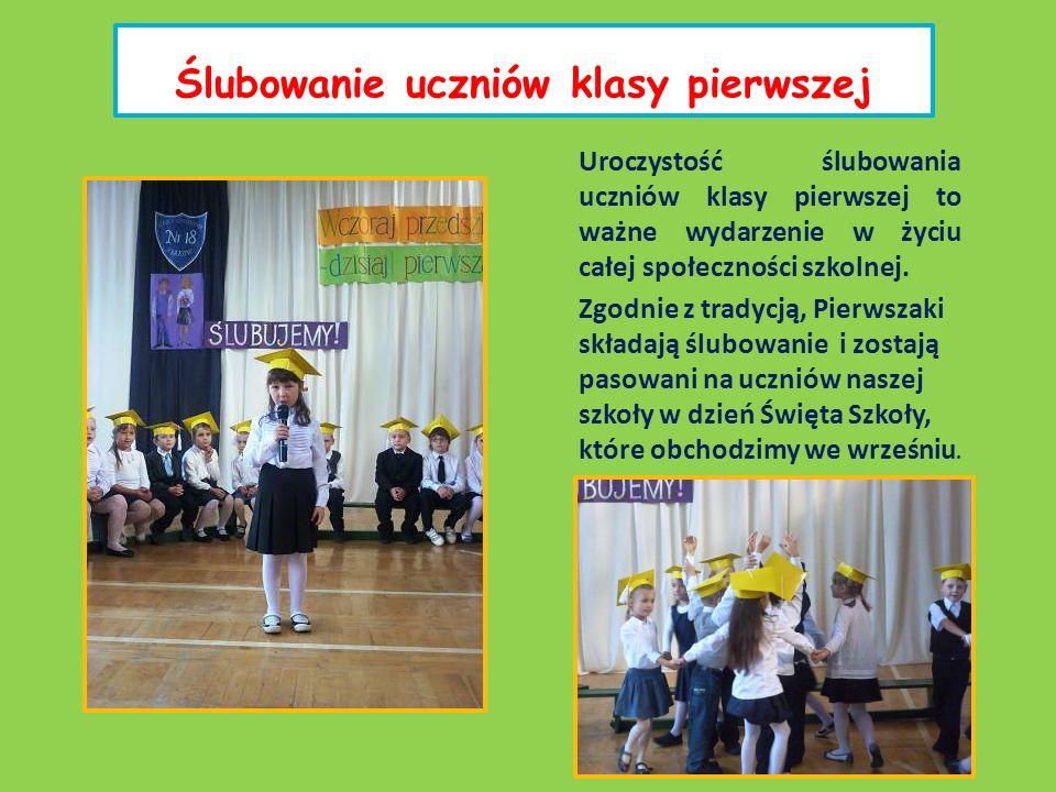 Sześciolatku witaj w naszej szkole… Nasza szkoła bierze udział w akcjach zwiększających bezpieczeństwo środowiska ucznia.