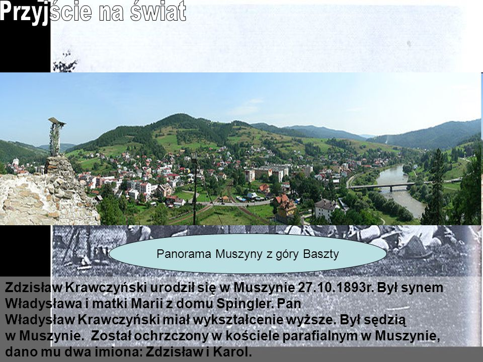 Ze wspomnień Profesora wiadomym jest, że jako żołnierz brał on udział w I wojnie światowej, w czasie której został ranny w znanej bitwie pod Kraśnikiem.