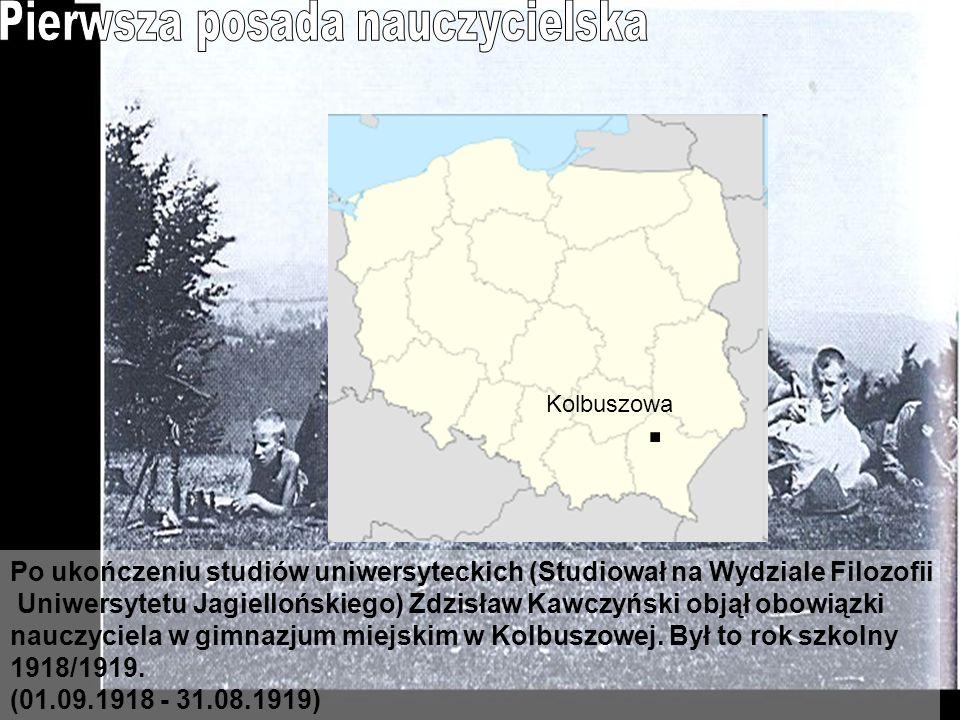 Profesor Krawczyński jest już człowiekiem w podeszłym wieku, przez młodzież młodszego pokolenia zapomnianym i co smutniejsze, dotknięty od kilku lat potworną, wyniszczająca robą.