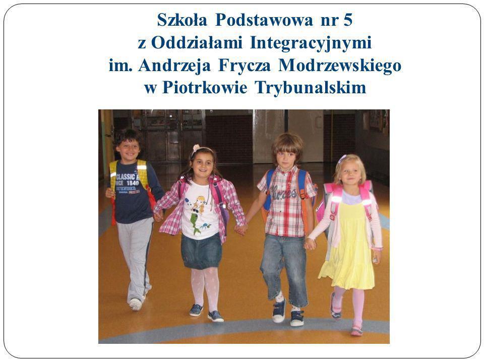 Szkoła Podstawowa nr 5 z Oddziałami Integracyjnymi im.