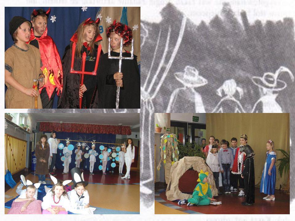 KOŁO TEATRALNE MASKA Świat jest teatrem, aktorami ludzie … Działające w naszej szkole koło teatralne