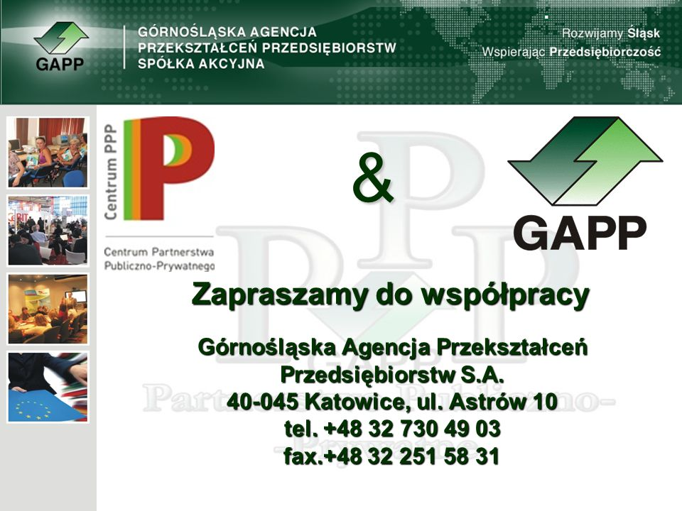 Górnośląska Agencja Przekształceń Przedsiębiorstw S.A.