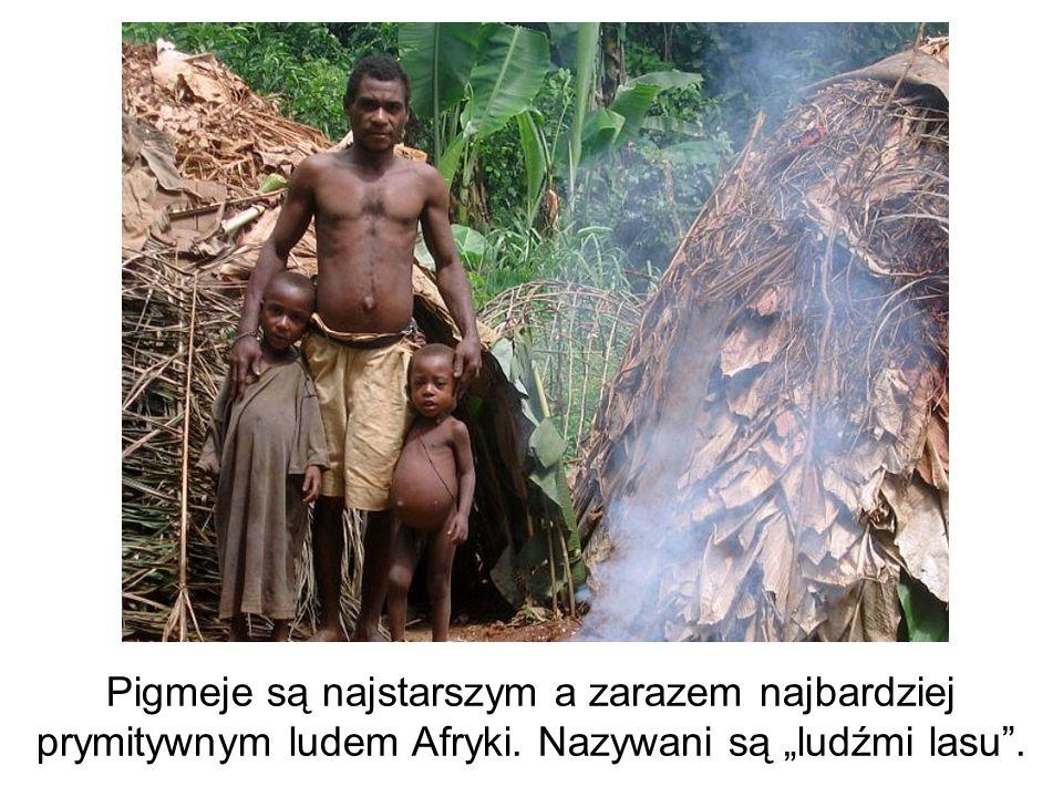 Niektóre dzieci z Republiki Środkowoafrykańskiej są wspierane przez dzieci z Polski.