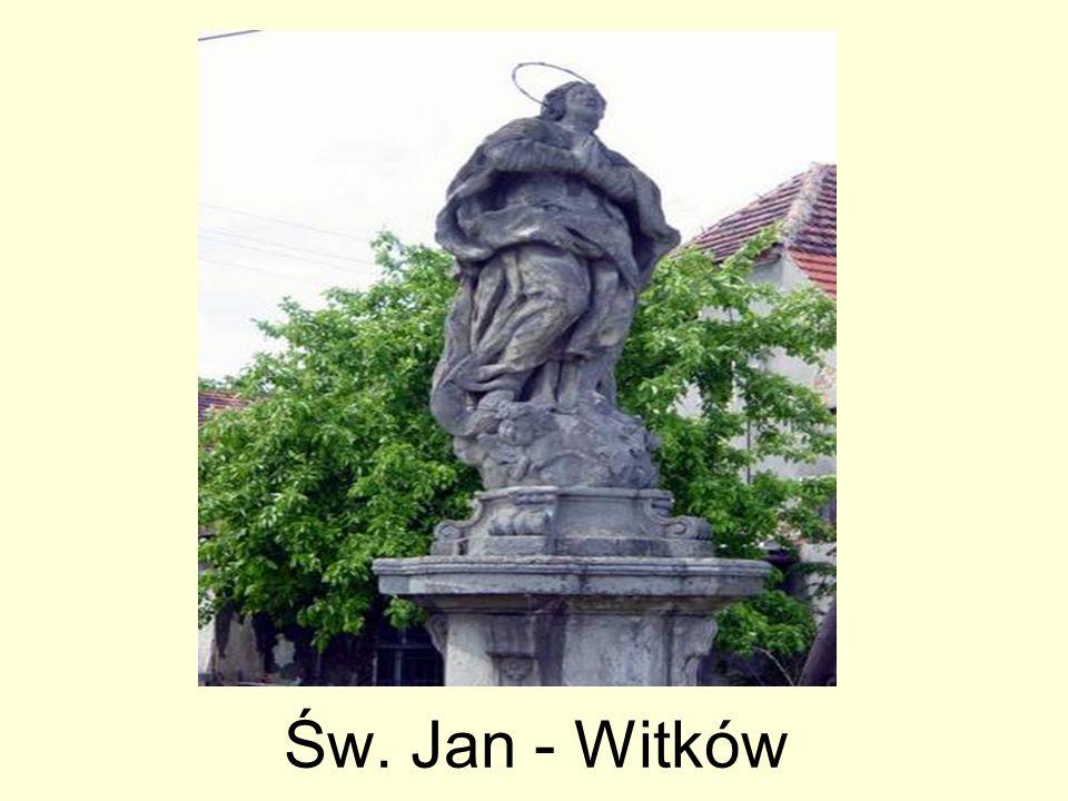 Św. Jan - Witków