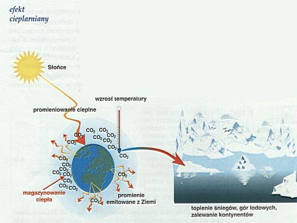 Energetyka, transport i przemysł nie tylko zwiększają efekt cieplarniany, ale są źródłem wielu szkodliwych substancji bezpośrednio wpływających na kondycję środowiska i zdrowie człowieka.