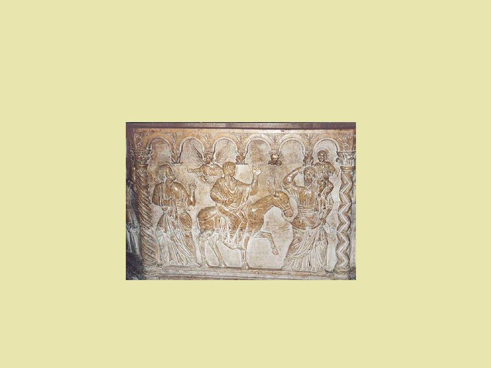 Pełnoplastyczna rzeźba gotycka podległa pewnym przekształceniom.