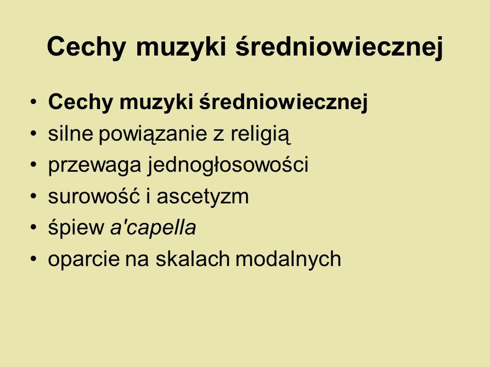 Chorał gregoriański Chorał (łac.