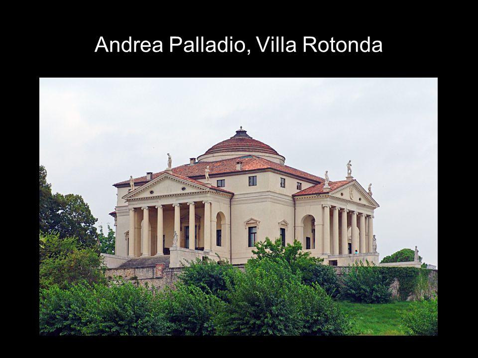 Andrea Palladio, Villa Rotonda