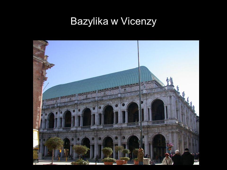 Bazylika w Vicenzy