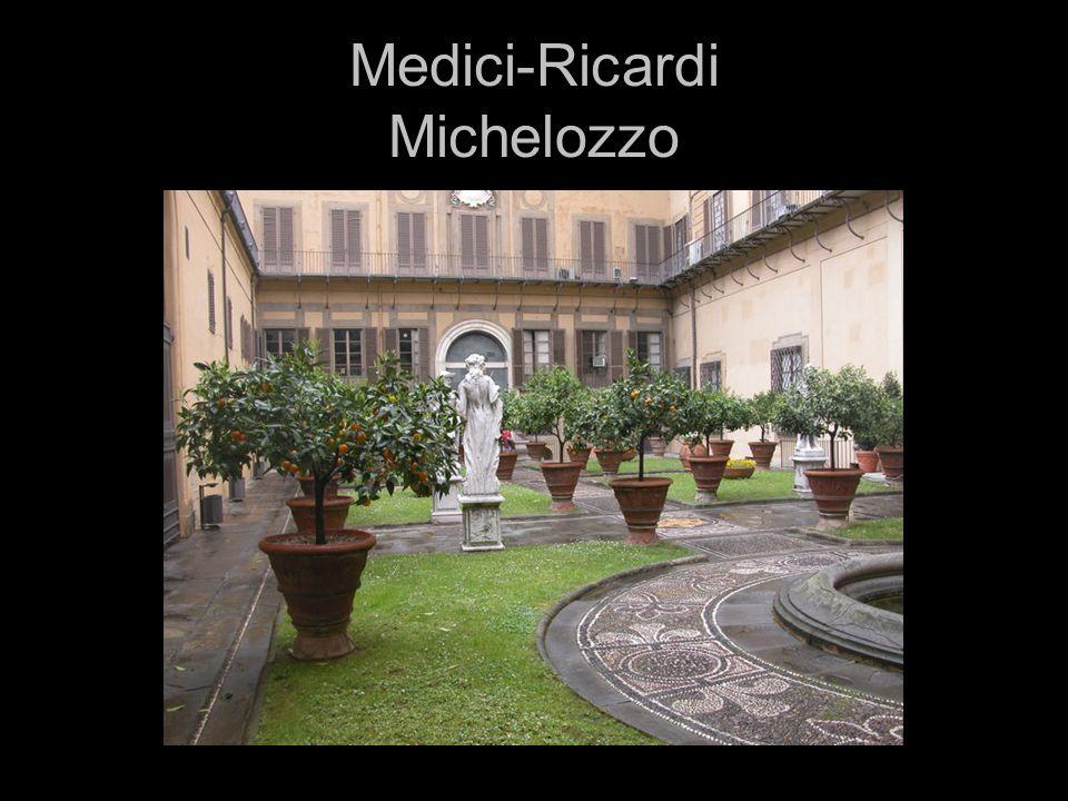 Medici-Ricardi Michelozzo
