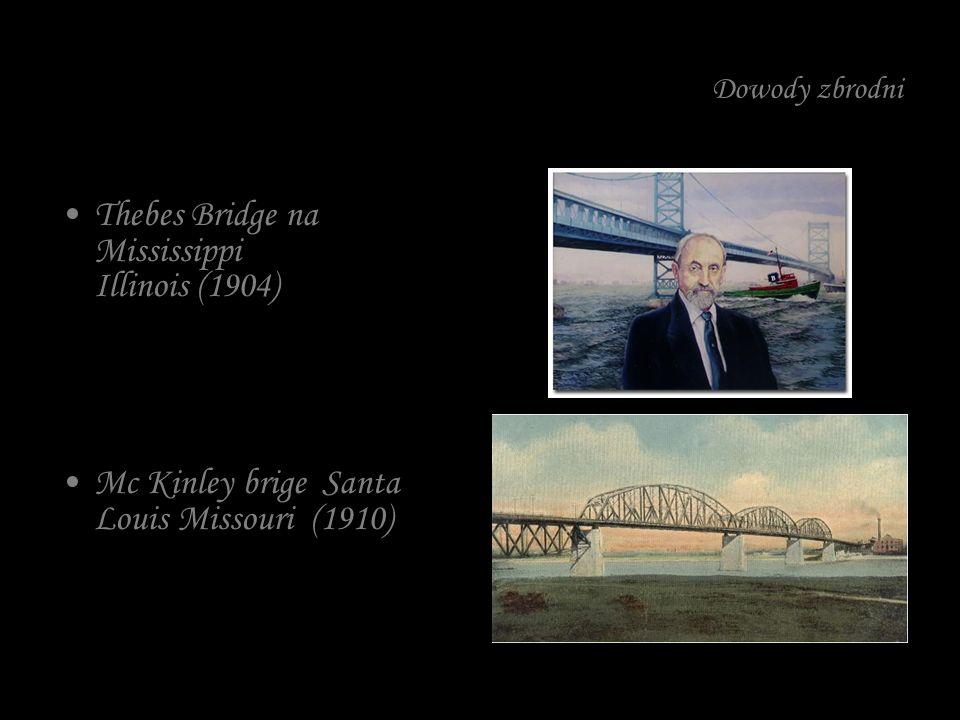 Dowody zbrodni Blue Water Bridge (1938)