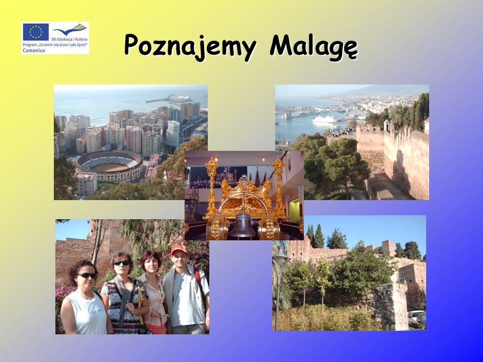 Poznajemy Malagę