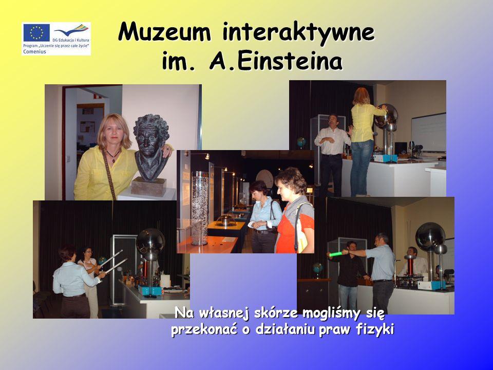Muzeum interaktywne im.