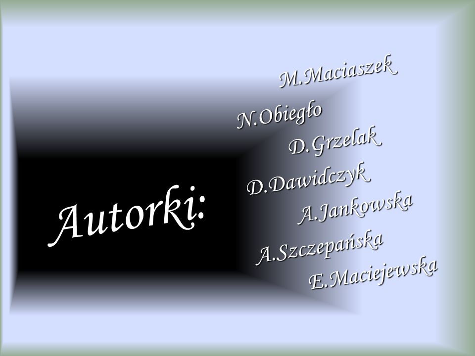 Pierwsze zadanie… Odszukanie kilku definicji terminu autorytet.