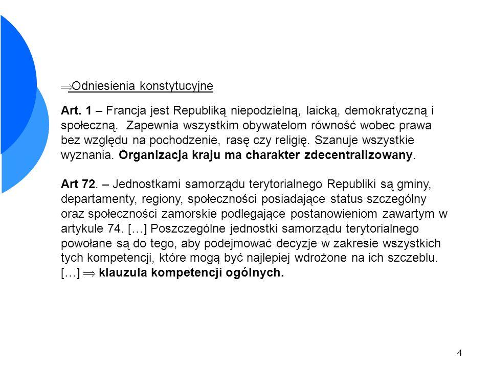 4 Odniesienia konstytucyjne Art.