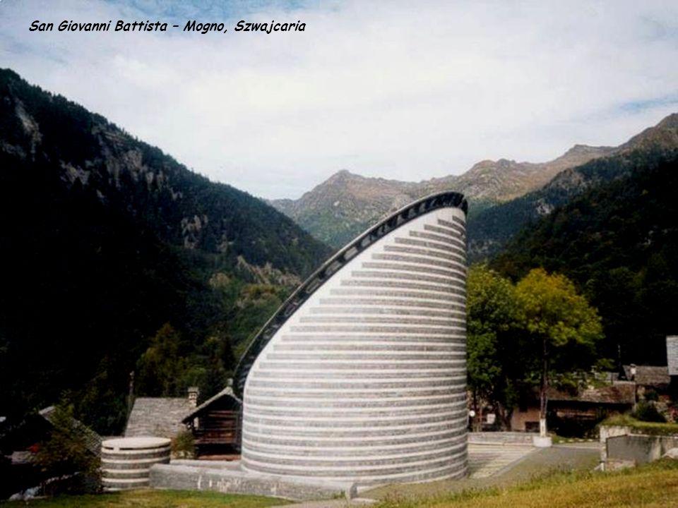 Santuario della Madonna delle Lacrime – Syrakuzy,Sycylia, Włochy