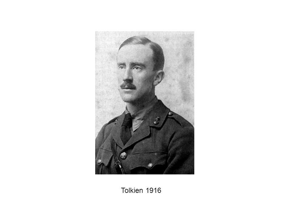 Ważne wydarzenia w młodości Tolkiena W 1895 roku Tolkien przyjechał z matką, która niezbyt dobrze znosiła afrykański klimat, i młodszym bratem Hilarym (ur.