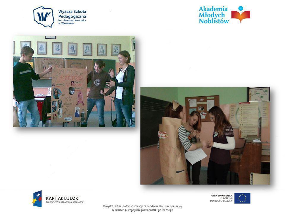 Program warsztatów: Blok 1 – Integracja wprowadzenie dobrej atmosfery wprowadzenie dobrej atmosfery aktywizacja grupy aktywizacja grupy elementy samopoznania elementy samopoznania