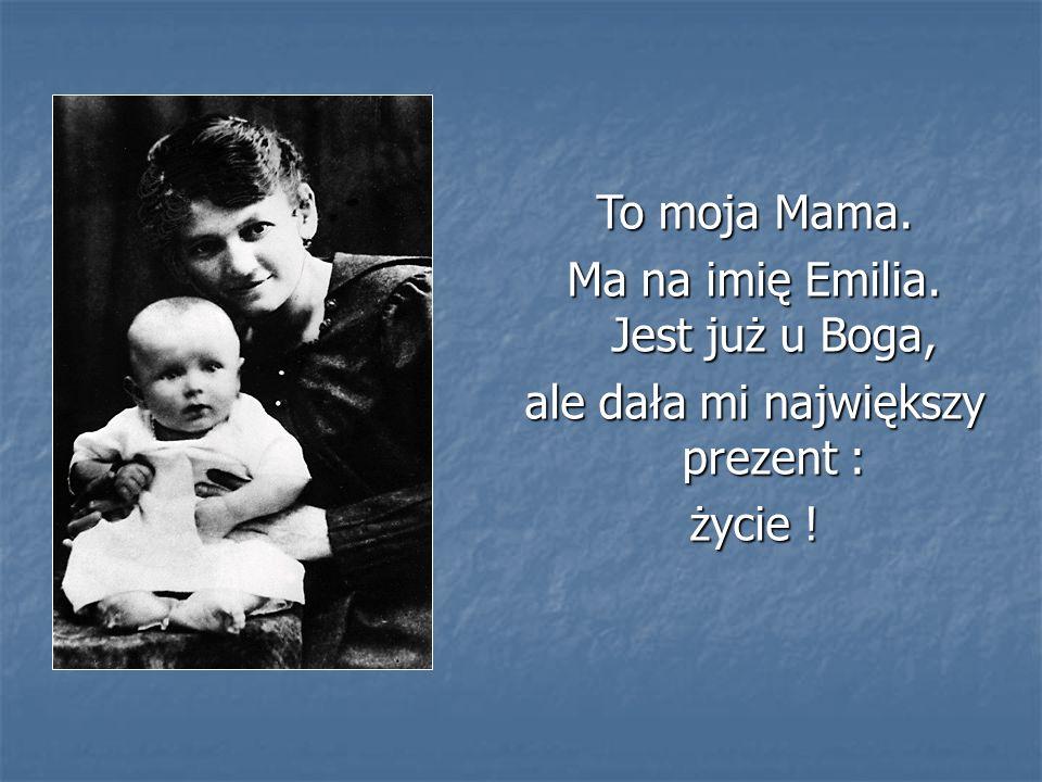 Jestem Lolek … Przypomnę Ci moją historię … Urodziłem się 18 maja 1920 w Wadowicach, w Polsce.