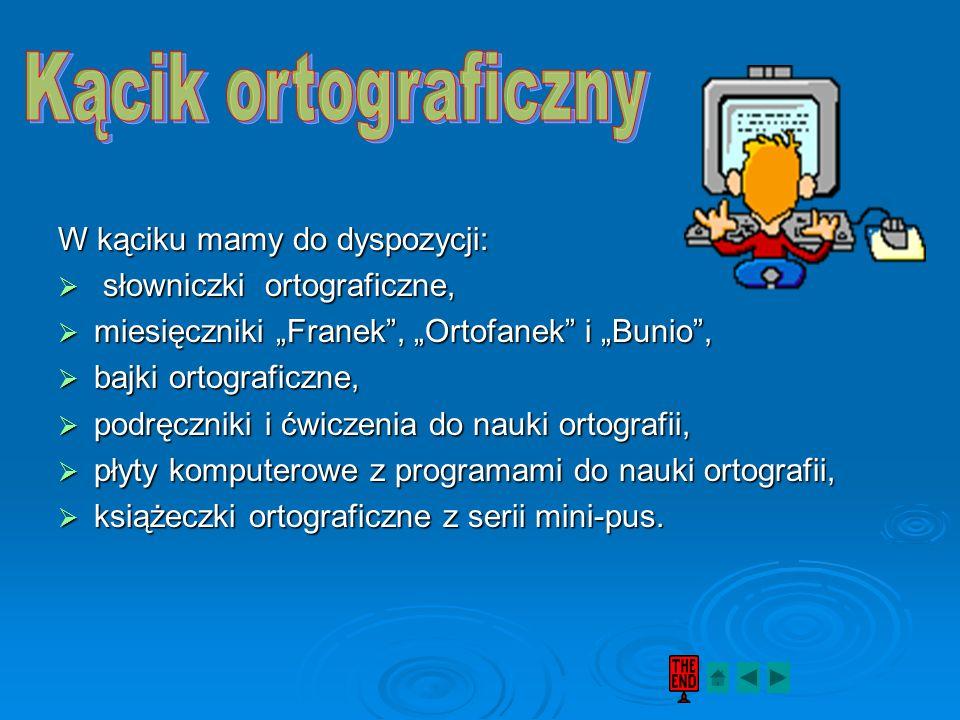 System dydaktyczny Kolorowa Ortografia jako absolutna nowość opiera się na przypisaniu poszczególnym ortogramom (tzn. ż, rz, ó, u, h, ch, i wyjątkom)