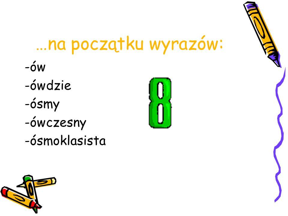 Pisownia rz Literę rz piszemy: gdy wymienia się Na r, po spółgłoskach p, b, d, t, g, k, ch, j, w itd.