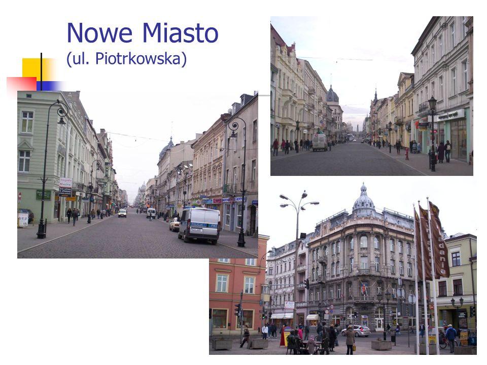 Nowe Miasto (ul. Piotrkowska)